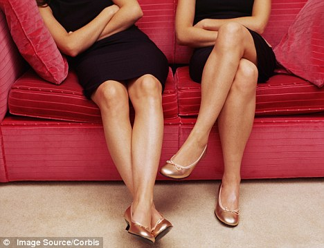 Picioare faine femei